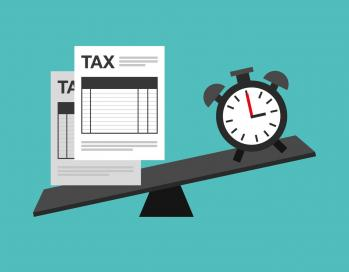 Tax form filing deadlines
