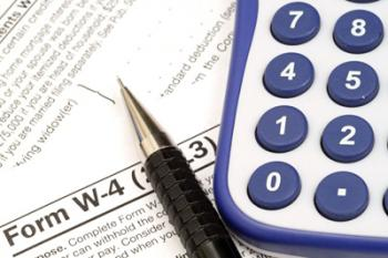 New W-4 and online withholding calculator