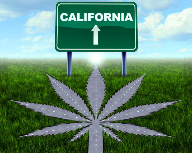 State of cannabis in California